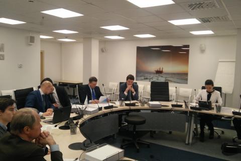 """Защита специалистами центра результатов выполненной работы на научно-техническом совете ПАО """"Газпром нефть"""""""