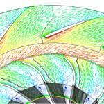 Проточная часть центробежного компрессора