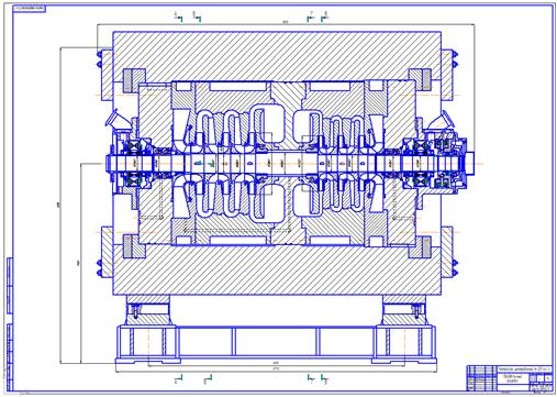 компрессор природного газа