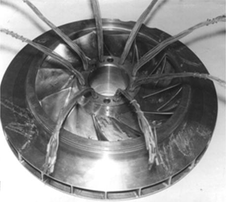 центробежный компрессор