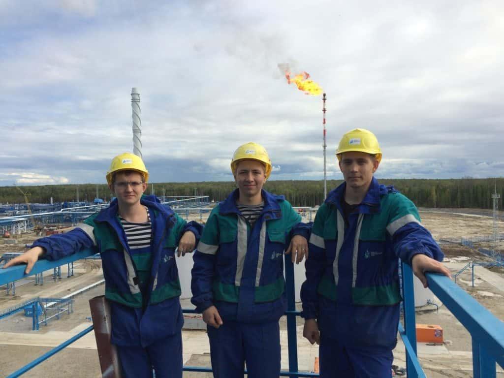 """Практика в ПАО """"Газпром нефть"""""""