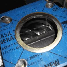 Экспертиза промышленного винтового воздушного компрессора