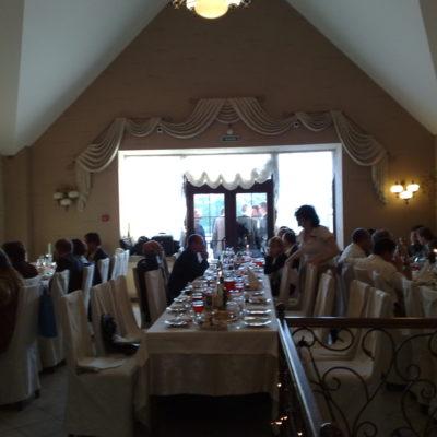 Симпозиум 2008: торжественный ужин для участников симпозиума в ресторане