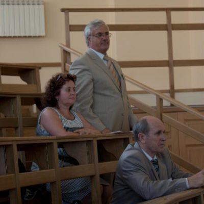 Симпозиум 2010: Вопрос участникам задает Председатель совета главных механиков нефтеперерабатывающих и нефтехимических заводов Б.С. Кабанов
