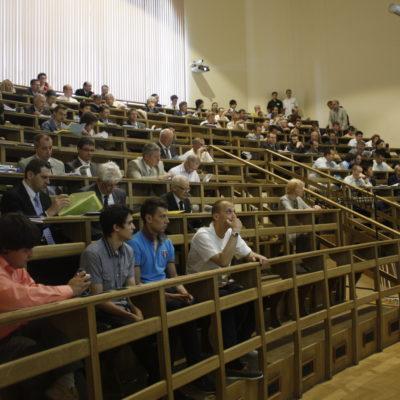 Симпозиум 2011 год: участники симпозиума