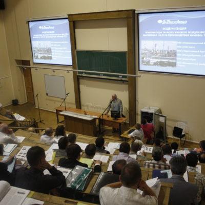 Симпозиум 2011: Доклад компании НПФ Энтехмаш