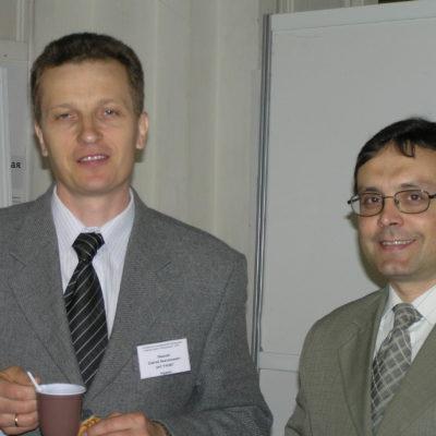 "Симпозиум 2005: участники симпозиума, представители компании ЗАО ""Грейс"", Украина"