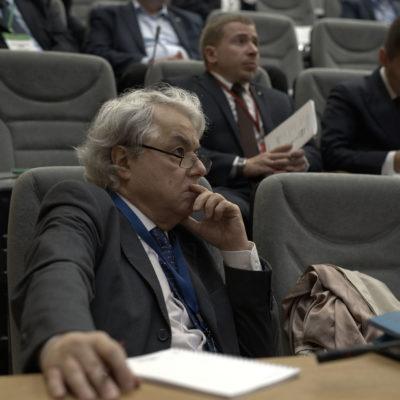 Симпозиум по компрессорной технике 2019: участник симпозиума - представитель компании Siemens Jean Bernard Roulette