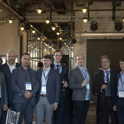 Симпозиум по компрессорной технике 2019: торжественный ужин для участников симпозиума