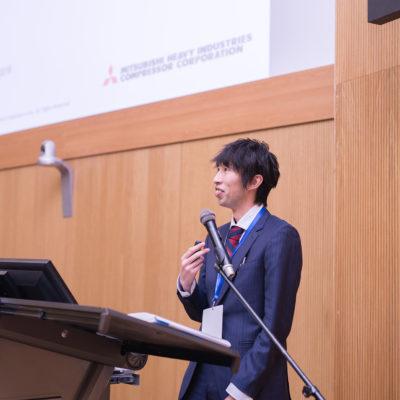 Симпозиум 2018: доклад представителя компании Mitsubishi Heavy Industries Masayuki Soneda