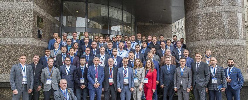 """Участники ежегодной международной промышленной конференции """"Компрессорные технологии 2021"""""""