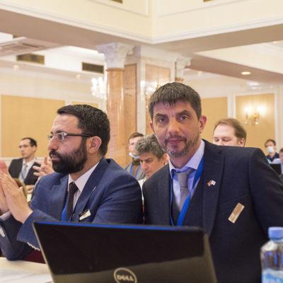 """Конференция """"Компрессорные технологии"""" 2021: участники конференции от компании АО """"Далгакыран-М"""""""