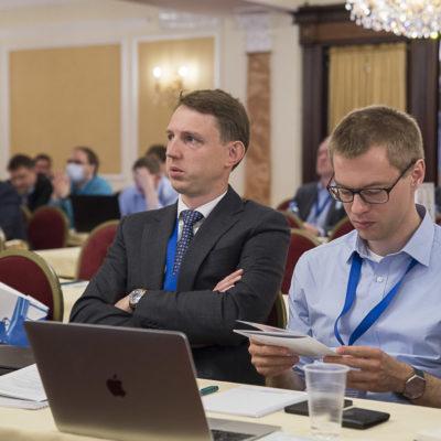 """Конференция """"Компрессорные технологии"""" 2021: участники конференции от компании Baker Hughes"""