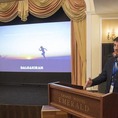 """Конференция """"Компрессорные технологии"""" 2021: Доклад компании АО """"Далгакыран-М"""""""