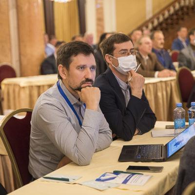 """Конференция """"Компрессорные технологии"""" 2021: участники конференции от компании Atlas Copco"""