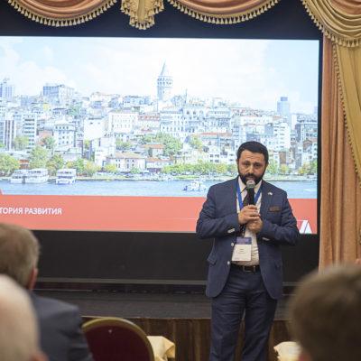 """Конференция """"Компрессорные технологии"""" 2021: выступление заместителя Генерального директора АО """"Далгакыран-М"""" Эрсина Сюзена"""